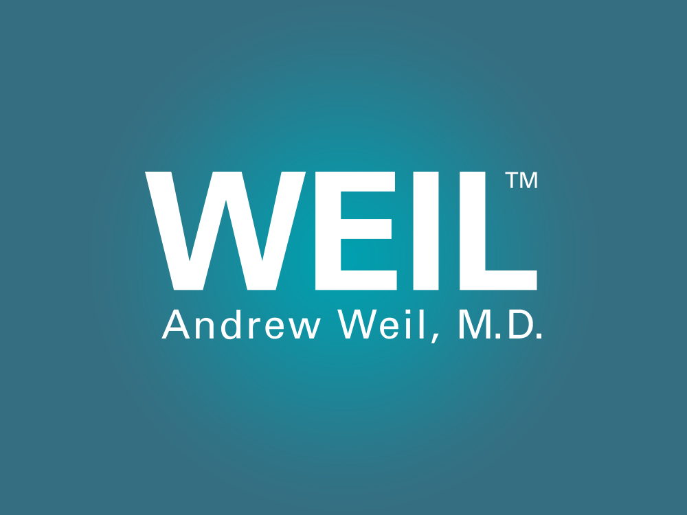 Dreaming Of A Dr. Weil Holiday